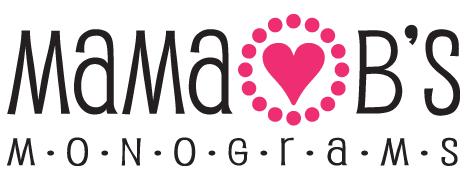 Mama B's Monograms